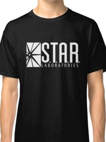 S.T.A.R Laboratories | White [HD] Classic T-Shirt
