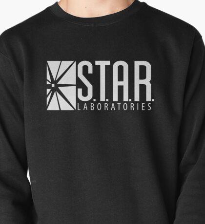 S.T.A.R Laboratories | White [HD] Pullover