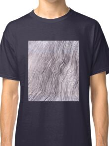lines on the train Classic T-Shirt
