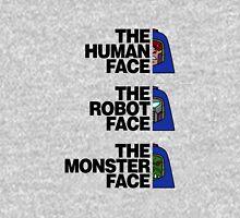 The North (Man-E) Face (Black Text) Unisex T-Shirt