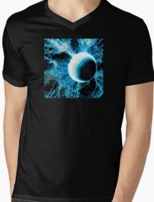 Higgs Boson Particle Mens V-Neck T-Shirt
