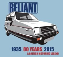 Reliant Rialto by car2oonz