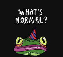 'What's Normal?' Ft. Froggy Hoodie