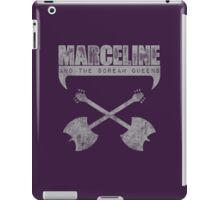 Marceline and the Scream Queens  iPad Case/Skin
