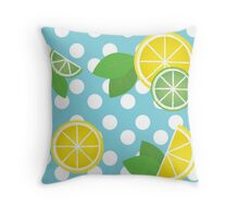 Dotty for You! Throw Pillow