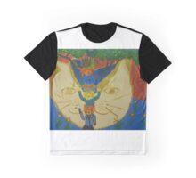 Cat capitalist Graphic T-Shirt