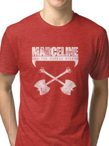 Marceline and the Scream Queens Tri-blend T-Shirt