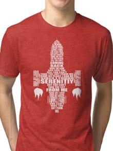 Serenity Tri-blend T-Shirt