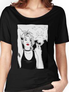 Smoking Kills Women's Relaxed Fit T-Shirt