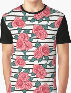Floral ornament.  Graphic T-Shirt