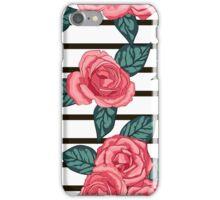 Floral ornament.  iPhone Case/Skin