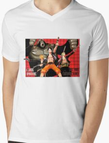ONE PIECE #06 Mens V-Neck T-Shirt