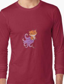 Foxtopus Long Sleeve T-Shirt