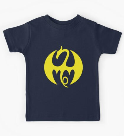 Iron Fist - Shou Lao the Undying Kids Tee