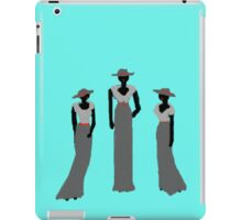 Smart Ladies iPad Case/Skin