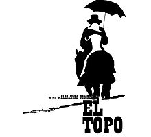 El Topo - metaphysical western by Jodorowsky  (The Mole) Photographic Print
