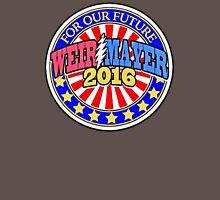 Weir/ Mayer 2016 Sticker Unisex T-Shirt