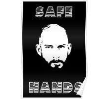 Tim Howard Safe Hands Poster