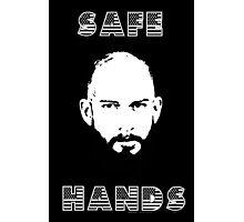 Tim Howard Safe Hands Photographic Print