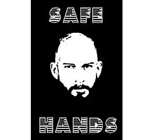 Tim Howard Safe Hands Photographic Print