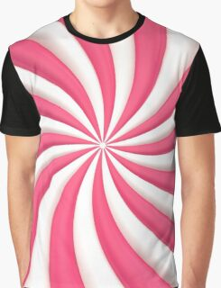 Candy Street Graphic T-Shirt