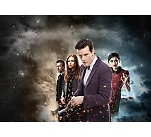 Doctor Who Season 7 Photographic Print