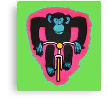 Monkeyrider Canvas Print