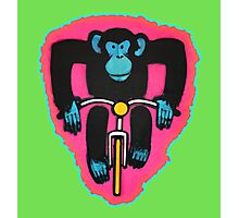 Monkeyrider Photographic Print