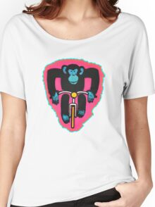 Monkeyrider Women's Relaxed Fit T-Shirt