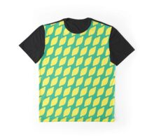 Sour Lemons Summer Pattern Graphic T-Shirt