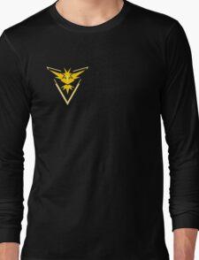 Pokemon Go Team Yellow Long Sleeve T-Shirt
