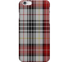 01936 Casey Dress Fashion Tartan  iPhone Case/Skin
