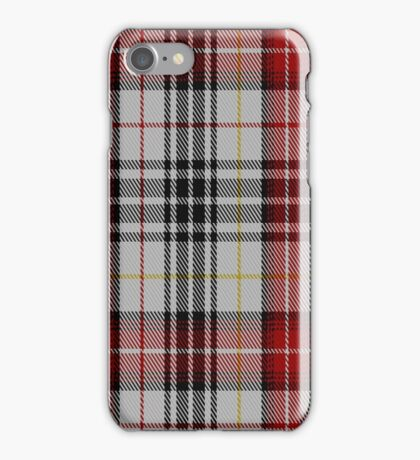 01936 Casey Dress Fashion Tartan  iPhone Case/Skin