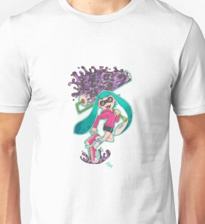 Galaxy Splat Unisex T-Shirt