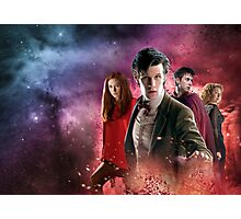 Doctor Who Season 5 Photographic Print