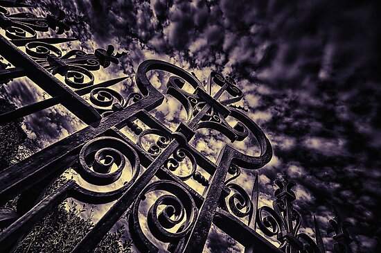 The Gate by mellosphoto