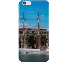 Tall Ship Kaskelot iPhone Case/Skin