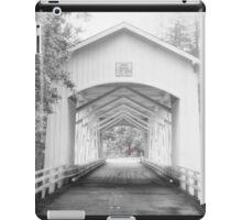1945 Short Bridge iPad Case/Skin