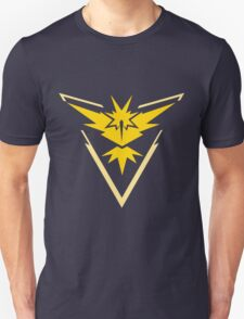 Pokemon Go Team Yellow Unisex T-Shirt