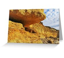The Rocky South Greeting Card