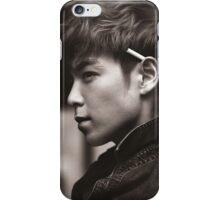 TOP BigBang Choi Seung Hyun Kpop Korea  iPhone Case/Skin