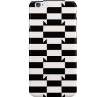 Abstract op art pattern iPhone Case/Skin