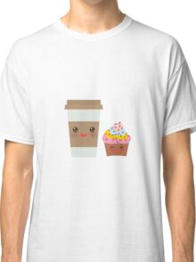 Coffee take away Classic T-Shirt