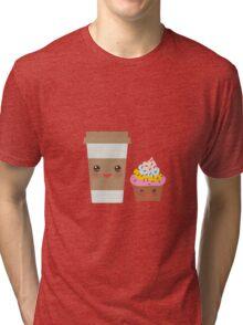 Coffee take away Tri-blend T-Shirt