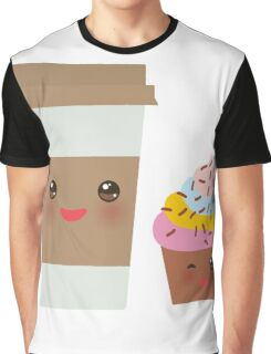 Coffee take away Graphic T-Shirt