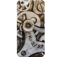 Mechanisms of Time iPhone Case/Skin