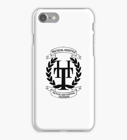 Tactical Hostyle iPhone Case/Skin