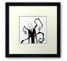 Slender... Framed Print