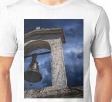 Ancient church bell Unisex T-Shirt