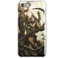 Aliens Vs Predator iPhone Case/Skin